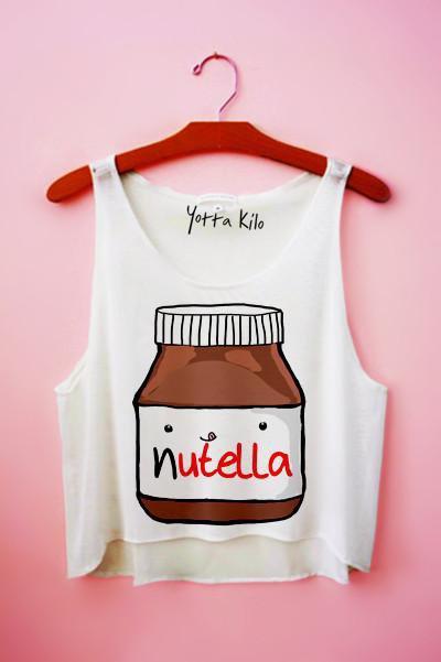 Mode + Nutella = à consommer sans modération (enfin...faut faire attention quand même) ;)