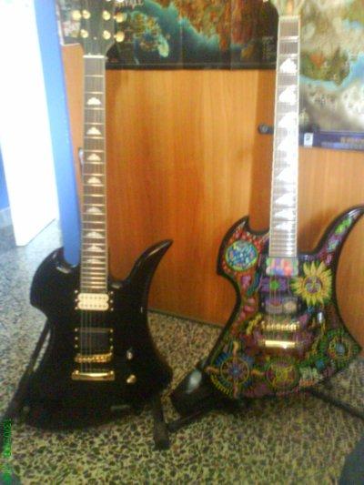 met guitare
