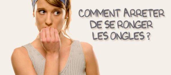 ♥ Comment Eviter De Se Ronger Les Ongles !    ♥