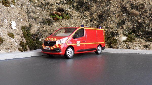 Renault Trafic Norev