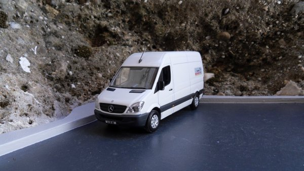 Mercedes Sprinter 315 CDI Minichamps