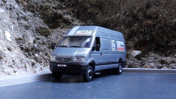 Renault Mascott 130 Norev