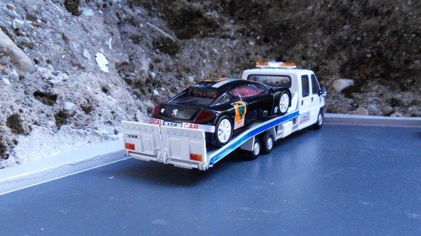 Peugeot Boxer Hdi Norev