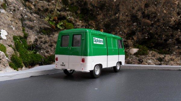 Peugeot J7 Ixo