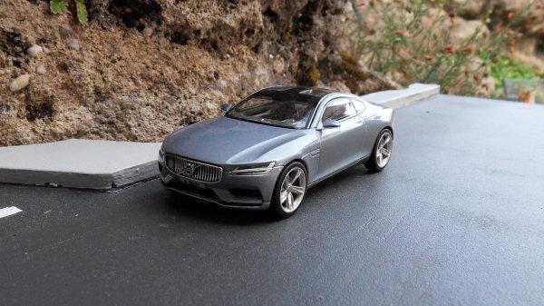Volvo Concept coupe Norev