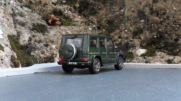 Mercedes classe G Norev