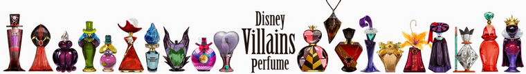 Collection : Flacons de Parfum sur les Méchants de Disney
