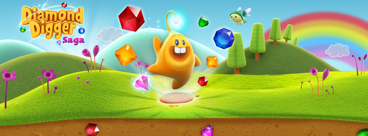 Jeux : Les jeux développé par King.com