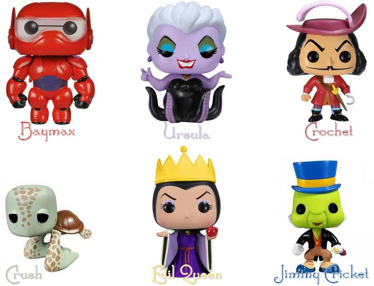 Collection : Figurine Disney (article refait)