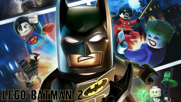 Les Lego Batman