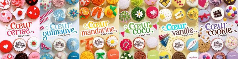 Livres : Série - Les Filles au Chocolat