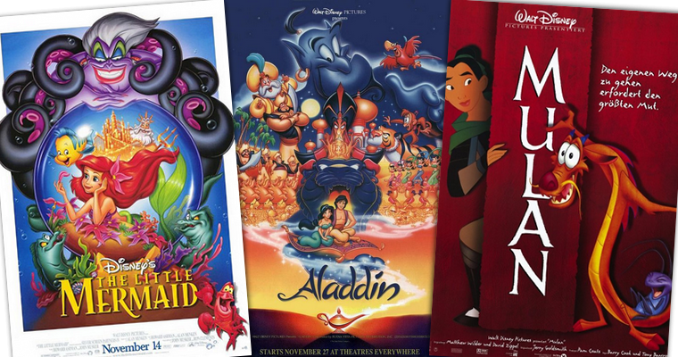 Films : Mes Top 3 Disney et Pixar