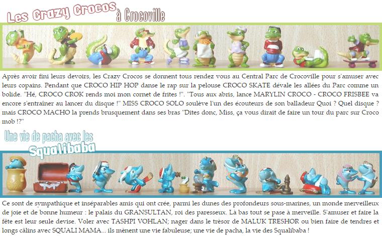 Collection : Mini-Figurine Kinder