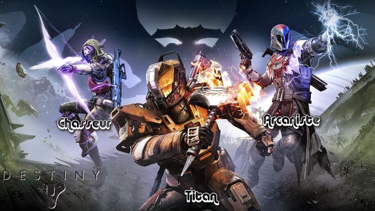 Jeux : Destiny