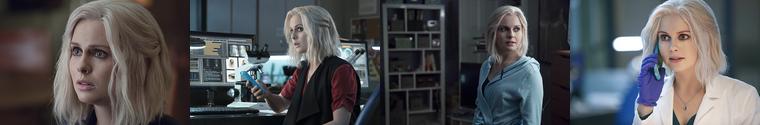 "Séries : Personnage d'Olivia ""Liv"" Moore"