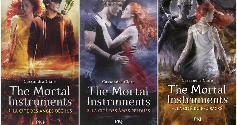 Livres : La Cité des Ténèbres
