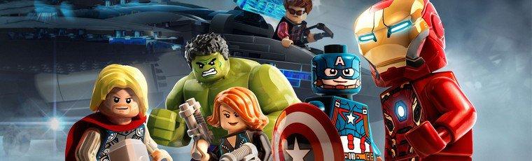 Jeux : Lego Marvel Super Heroes
