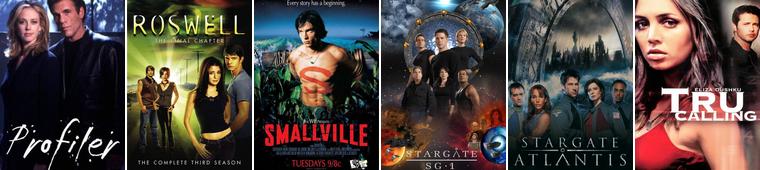 Séries : La Trilogie du Samedi