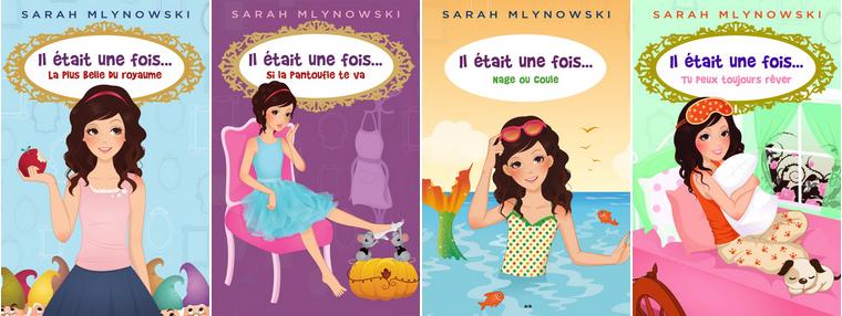 Livres : Sélection de l'auteure Sarah Mlynowski (article refait)