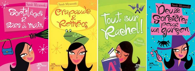 Livres Selection De L Auteure Sarah Mlynowski Article