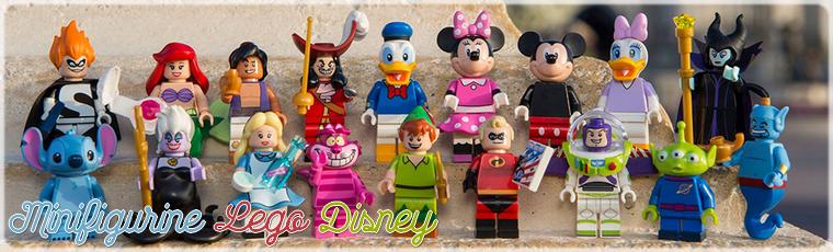 Collection : Figurine Lego Disney
