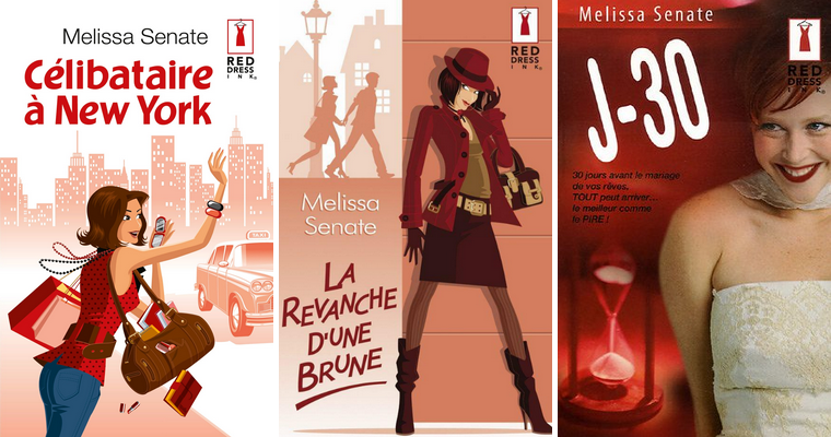 Livres : 2eme sélection - Collection Red Dress Ink