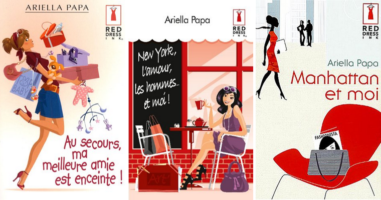 Livres : 3eme sélection - Collection Red Dress Ink