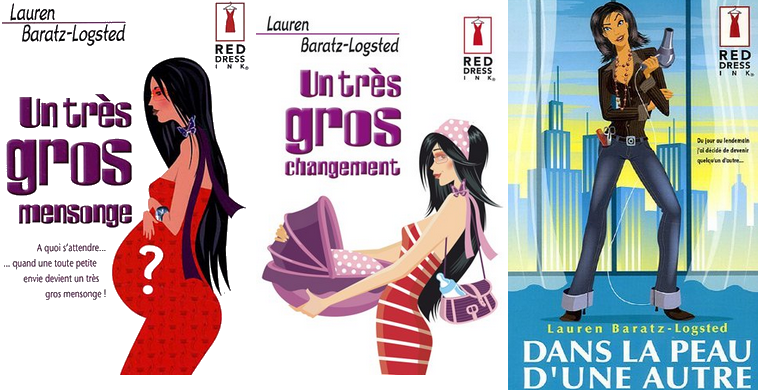 Livres : 4eme sélection - Collection Red Dress Ink