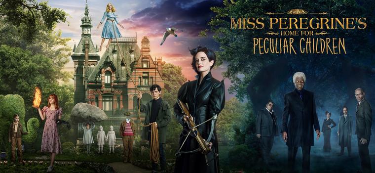 Films : Miss Peregrine et les Enfants particuliers