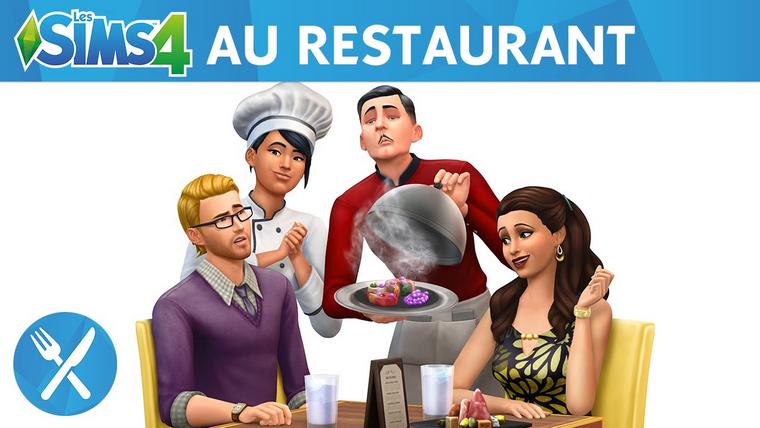 Sims 4 : Les Pack de Jeux