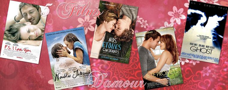 Films : 5 Films D'amour