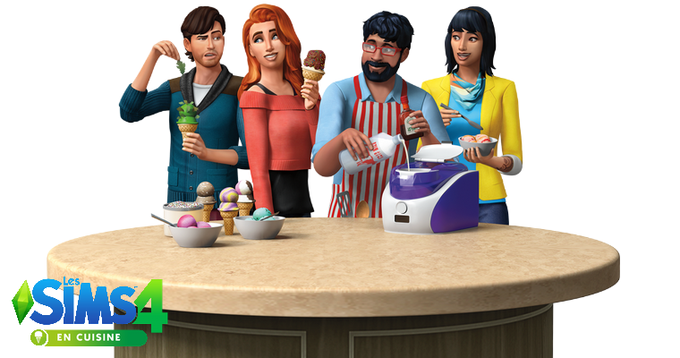 Sims 4 : Les Kits d'Objets