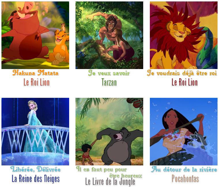 Sélection Disney