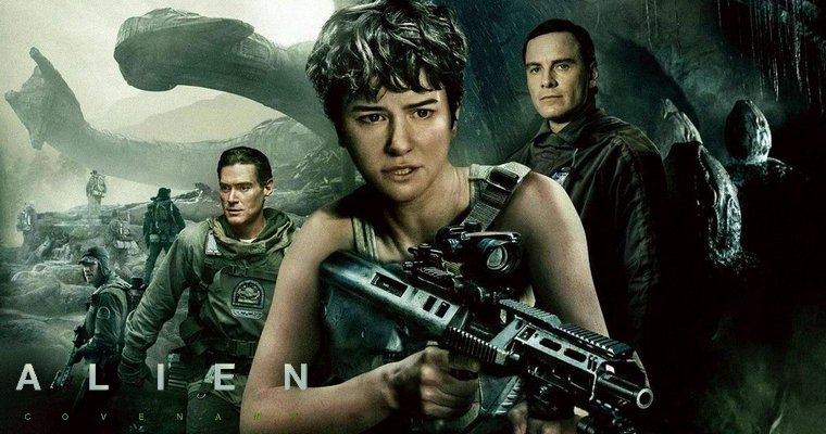 Films : Alien Covenant