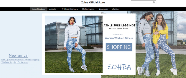 Zohra Official Store
