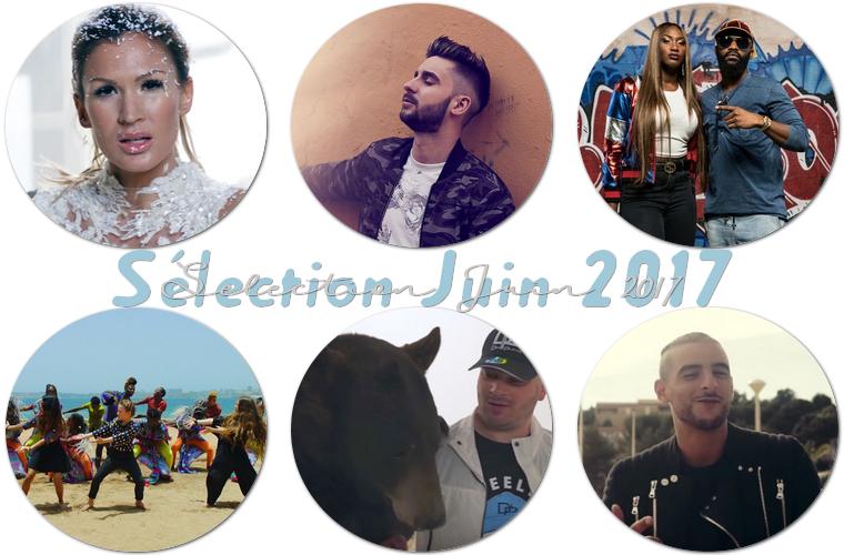 Musique : Sélection de Juin 2017
