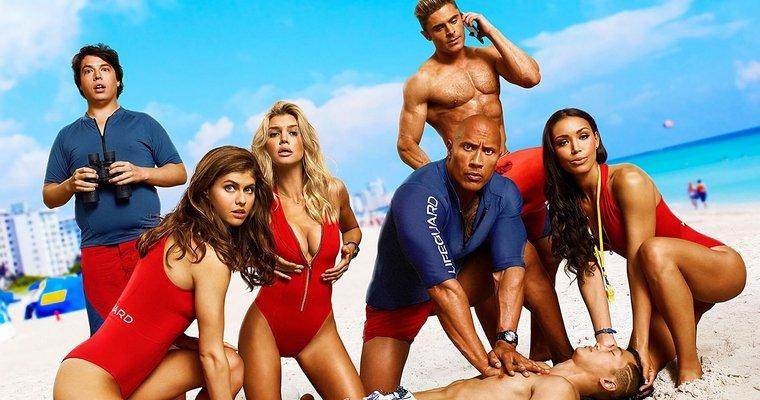 Films : Baywatch: Alerte à Malibu