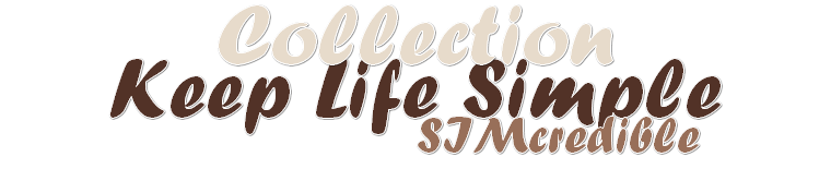 Sims 4 : Collection Keep Life Simple de SIMcredible