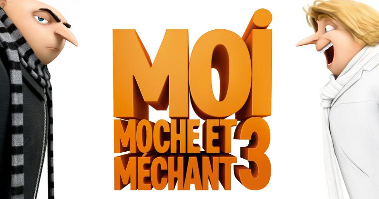 Films : Moi, Moche et Méchant 3