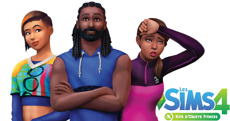 Sims 4 : Kits d'objets Fitness et Bambins