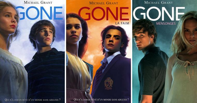 Livres : Série - Gone
