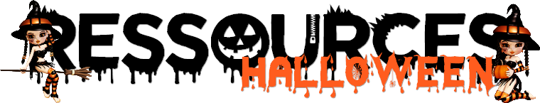 Ressources : Special Halloween