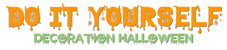 DIY : Décoration Halloween