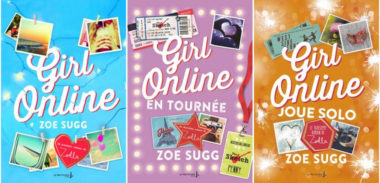 Livres : Girl Online
