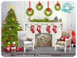 Sims 4 : Contenus Personnalisés de Noël