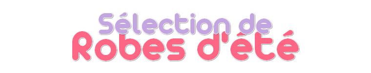 Sélection de Robe 2018