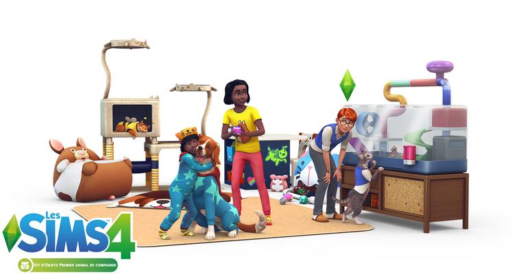 Sims 4 : Kit D'objet - Premier animal de compagnie