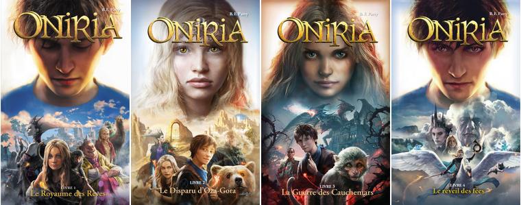 Livres : Oniria