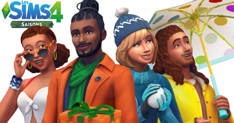 Sims 4 : Pack d'extension - Saisons