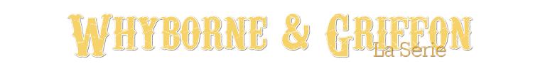Livres : Série - Whyborne & Griffon